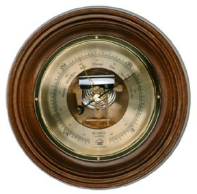 "211 125mm (5"") dial barometer with 8½"" mount"